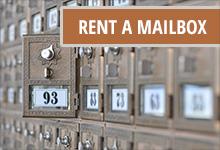 Rent a Mailbox